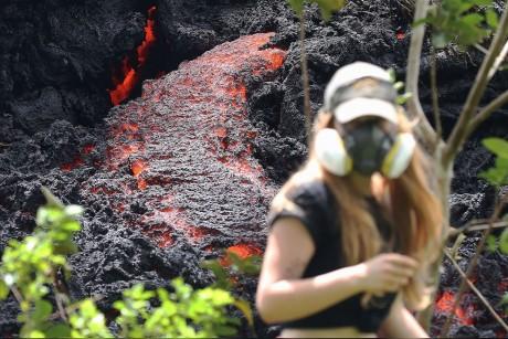 صور مذهلة لثوران بركان كيلوا في هاواي