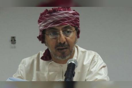 رحيل الحارثي شاعر عمان