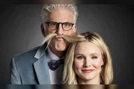 Forking hell! Is The Good Place the ultimate TV show for our times?