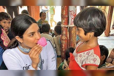 Priyanka Chopra trolled after her visit to Rohingya camps