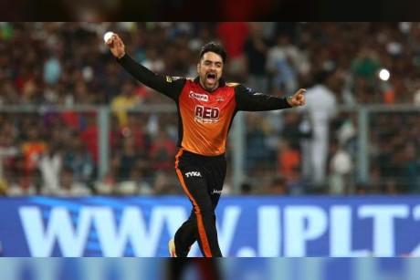 IPL 2018: Dinesh Karthik praises Rashid Khan after SRH knocks out KKR