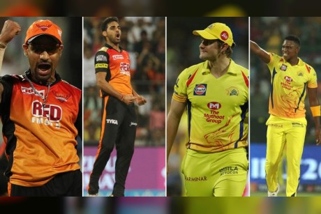 IPL 2018: Mouth-watering clashes that could decide CSK vs SRH final showdown