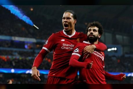 Van Dijk backs Salah to shine in Kiev showpiece