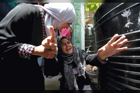 3 شهداء في قصف إسرائيلــي جنوب غزة
