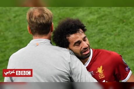 بالصور: دموع الملك المصري وصدمة جماهير ليفربول