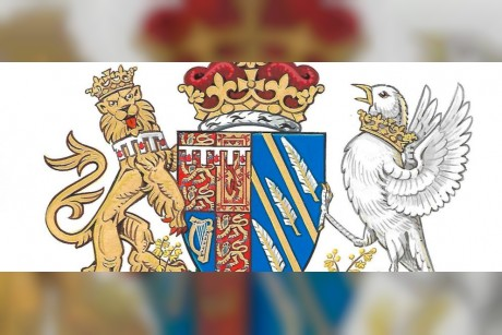 Coat of Arms is revealed for the new Duchess of Sussex