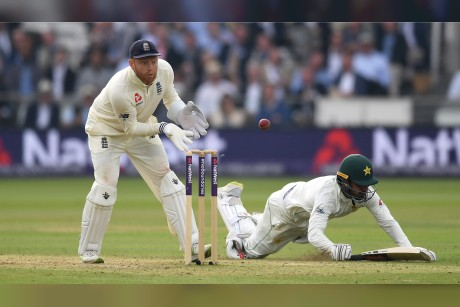 Jonny Bairstow believes England have real fighting chance despite Pakistans lead