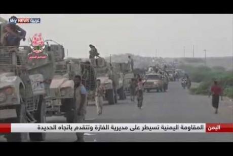 المقاومة اليمنية تسيطر على 50% من مديرية التحيتا بالساحل الغربي