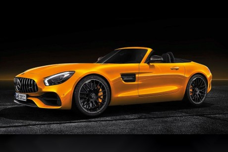 Mercedes-AMG GT S Roadster: In the Goldilocks zone