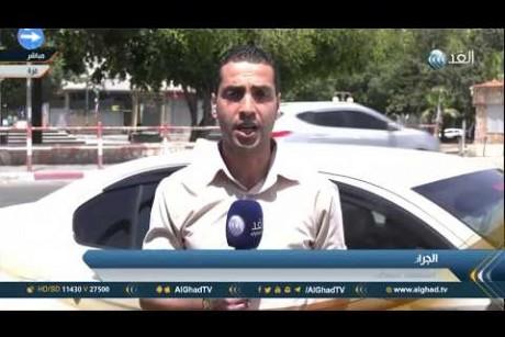 مراسل الغد: هدوء حذر في غزة بعد قصف الاحتلال مواقع جنوب القطاع