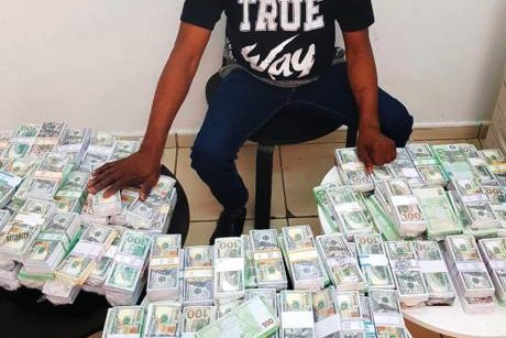 Conman arrested within 24 hours