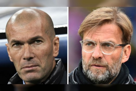 Watch: Real Madrid v Liverpool in words and numbers