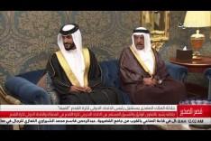 البحرين مركز الأخبار : جلالة الملك المفدى يستقبل رئيس الإتحاد الدولي لكرة القدم الفيفا  23-05-2018