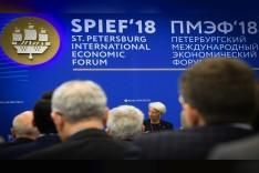 السعودية تشارك بوفد رفيع في منتدى سان بطرسبورغ الاقتصادي