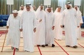 UAQ Ruler welcomes more Ramadan well-wishers