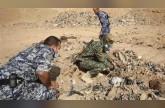 العثور على مقبرة جماعية لرفات 43 من القوات العراقية