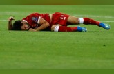 ليفربول: صلاح تعرض لإصابة خطرة