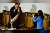 مادورو يقسم اليمين لولاية رئاسية جديدة ويتهم الولايات المتحدة بالتآمر