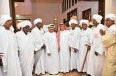 سفارة الدولة تنظم إفطارا بحضور مساعد الرئيس السوداني.