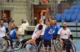 4 مواجهات في انطلاق سلة الكراسي المتحركة بدورة ند الشبا الرياضية