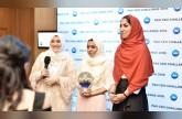 ثلاث طالبات سعوديات يفزن بمسابقة تحدي المدير التنفيذي لشركة بروكتر أند جامبل