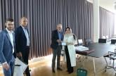 سفيرة الدولة تزور مدينة فيبورغ الدنماركية للإحتفاء بمئوية زايد.