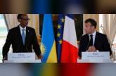 Macron says France to resume cooperation with Rwanda
