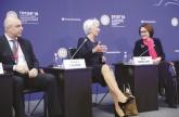 مديرة صندوق النقد: الدين التجاري والسيادي العالمي مبعث خطر