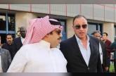 «الخطيب» يطالب وزير الرياضة بتشكيل لجنة مالية لحصر تبرعات تركي آل الشيخ