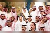 خالد الفيصل يستقبل أبطال كأس الملك