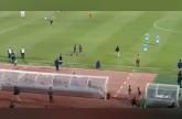 بالفيديو.. مشجعات أردنيات يقتحمن ملعب عمان الدولي بعد هزيمة فريقهن
