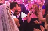 بالفيديو - زواج كيم كارداشيان العربية بأضخم حفل زفاف في 2018 ونوال الزغبي تشعل الأجواء