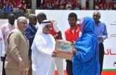 سفارة الدولة  تواصل تنفيذ مشروع إفطار صائم في ولايات السودان.