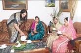 حرم سفير بنجلاديش لـ«الاتحاد»: رمضان.. موسم العبادة والتواصل والعـطاء