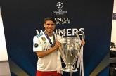 أشرف حكيمي .. أول مغربي يتوج ببطولة دوري أبطال أوروبا