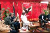 الأهلي يطالب وزارة الشباب بلجنة مالية لمراجعة كافة تبرعات تركي آل الشيخ