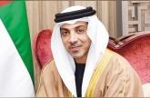 منصور بن زايد: مساعدات الإمارات التنموية والإنسانية تستهدف تحقيق التنمية المستدامة في الدول النامية