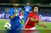 مصر تتعادل مع الكويت 1-1 استعدادا للمونديال