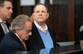 Weinstein released on bail after being charged