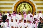 أمير مكة ونائبه يستقبلان أبطال كأس الملك