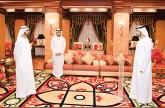 مكتوم بن محمد يؤدي اليمين رئيساً لجهاز الرقابة المالية بحكومة دبي