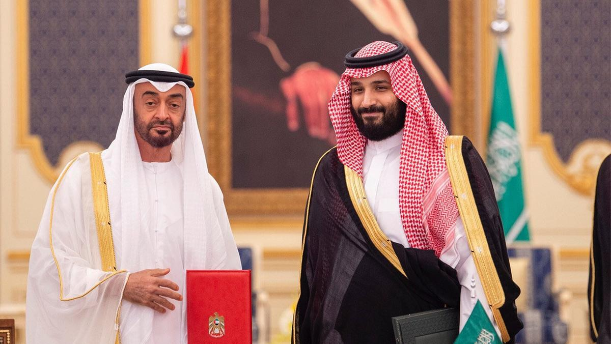 Saudi-Emirati Co-ordination Council the 'nucleus that brings all Arabs together', says Sheikh Mohammed - Dotemirates