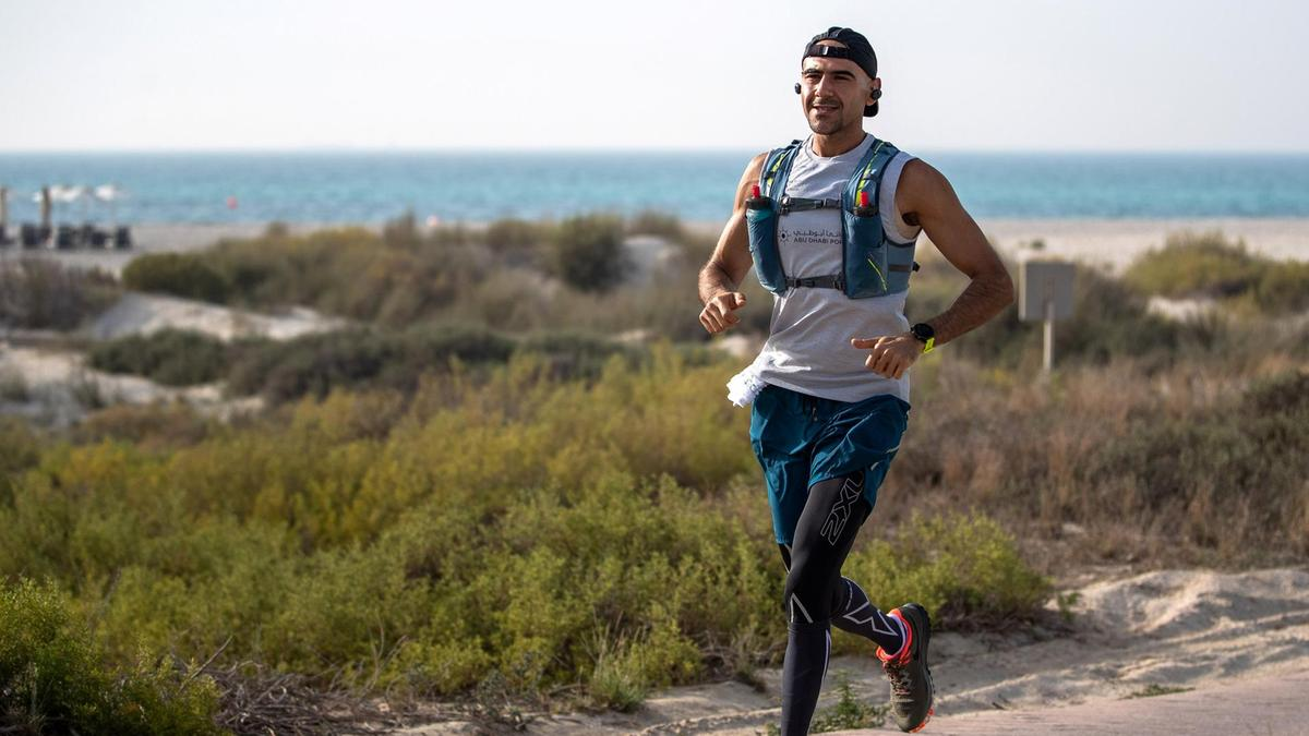 Portrait of a Nation: Emirati runner shows there's no fast track to health but change can be achieved - Dotemirates