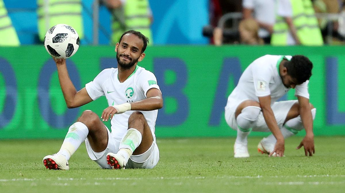 In defeat, Saudi fans are united by an unusual foe - Dotemirates