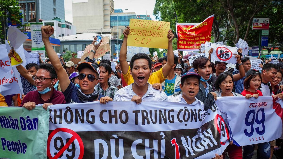 Beneath Vietnam's economic glow simmers discontent - Dotemirates
