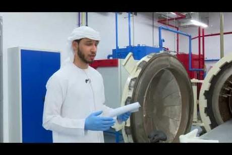 أبرز ابتكارات طلاب جامعة خليفة بأبوظبي - 4Tech