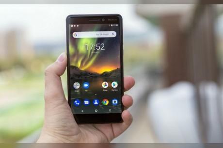 Nokia 6.1 هو أحدث هاتف ذكي من شركة HMD Global Oy يخضع لإختبارات المتانة