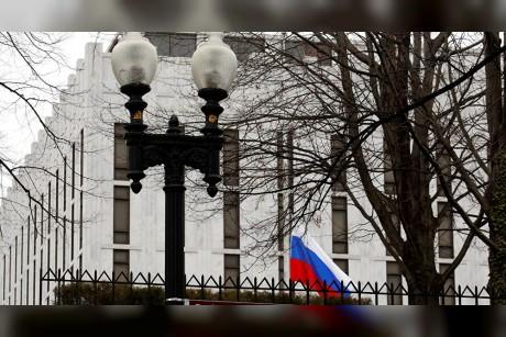 السفارة الروسية تؤكد الاستعدادات لزيارة أعضاء مجلس الشيوخ الأمريكي لموسكو
