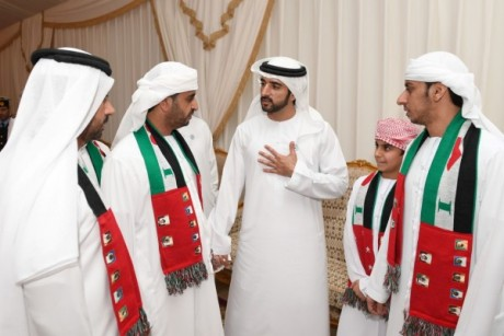 Hamdan bin Mohammed offers condolences to families of UAE martyrs - Updates