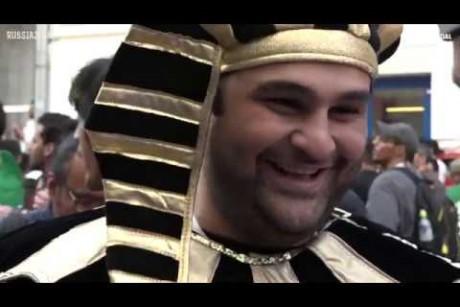 World Cup 2018: Hossam the Pharaoh on Egypt